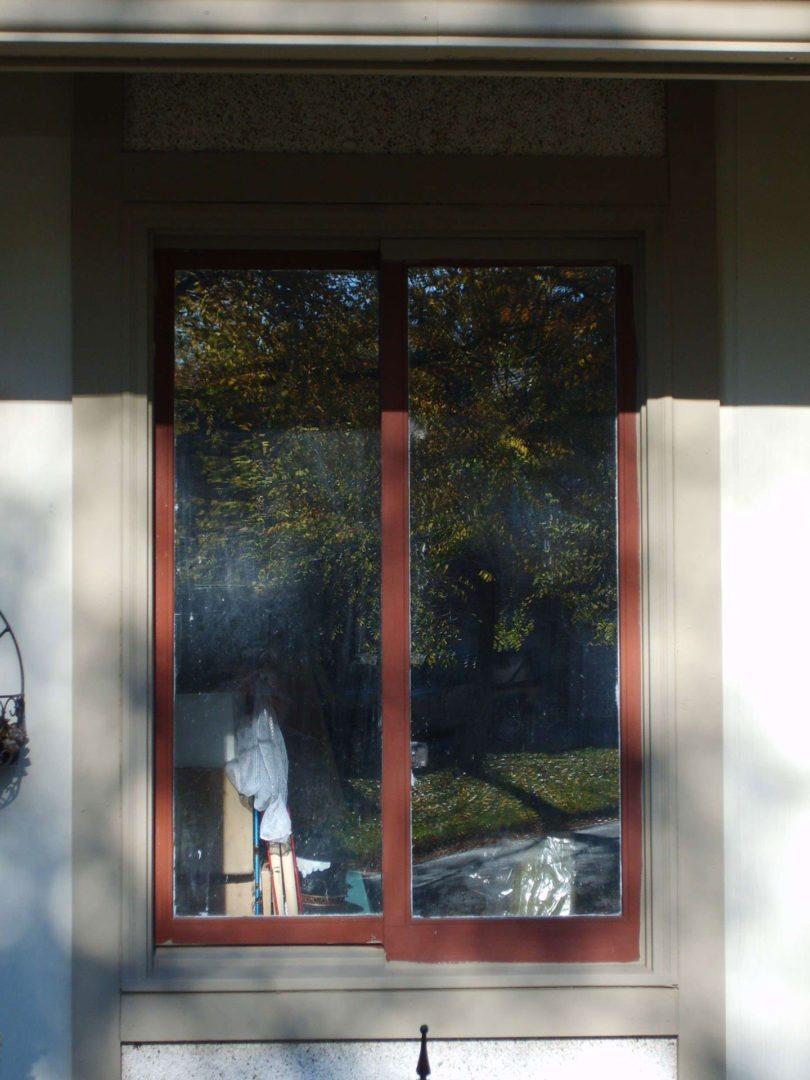 Before | Custom Windows