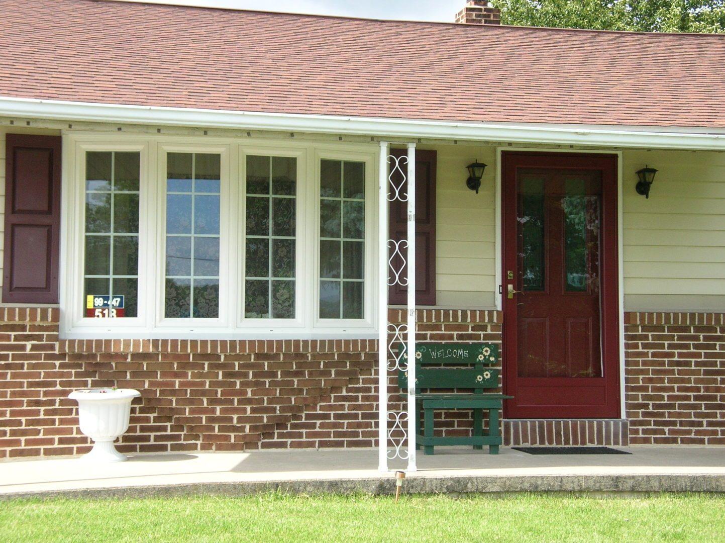Custom Windows & Door
