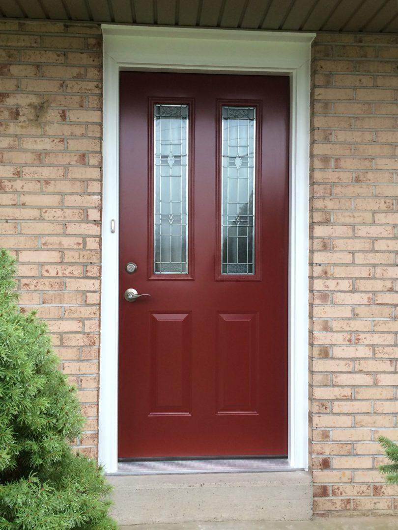 After | Custom Doors