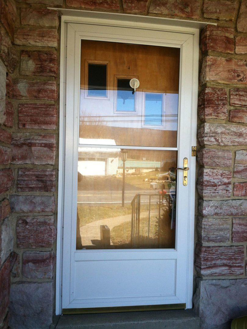 Before | Custom Doors