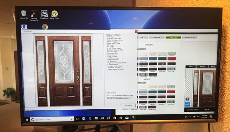 See Your Door Before You Buy Deluxe Window Amp Door